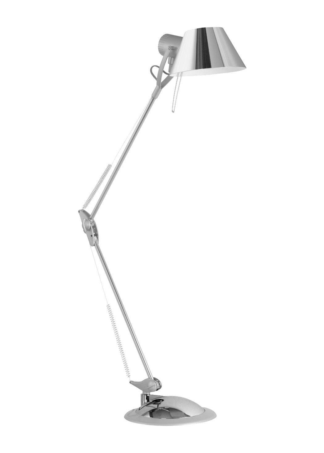 Eglo Office Desk Lamp Chrome