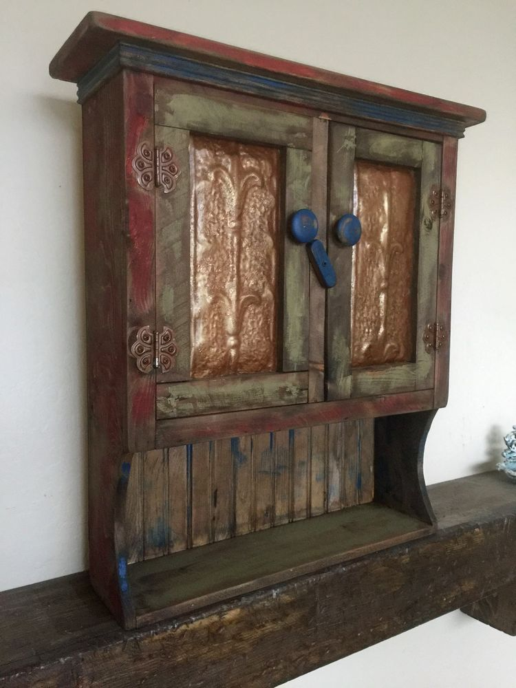 Captivating Primitive Medicine Cabinet,Rustic Jelly Cupboard,Ceiling Tin Cabinet,Ceiling  Tin