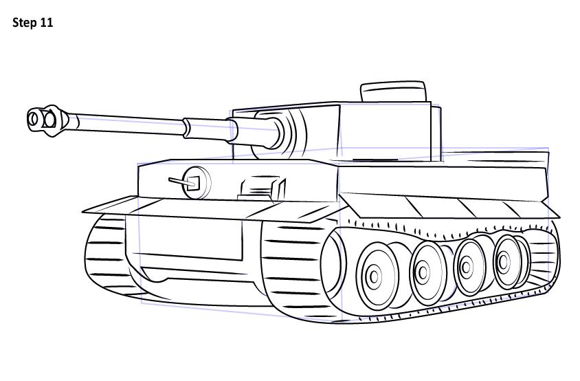 Эволюция танков для доклада с картинками