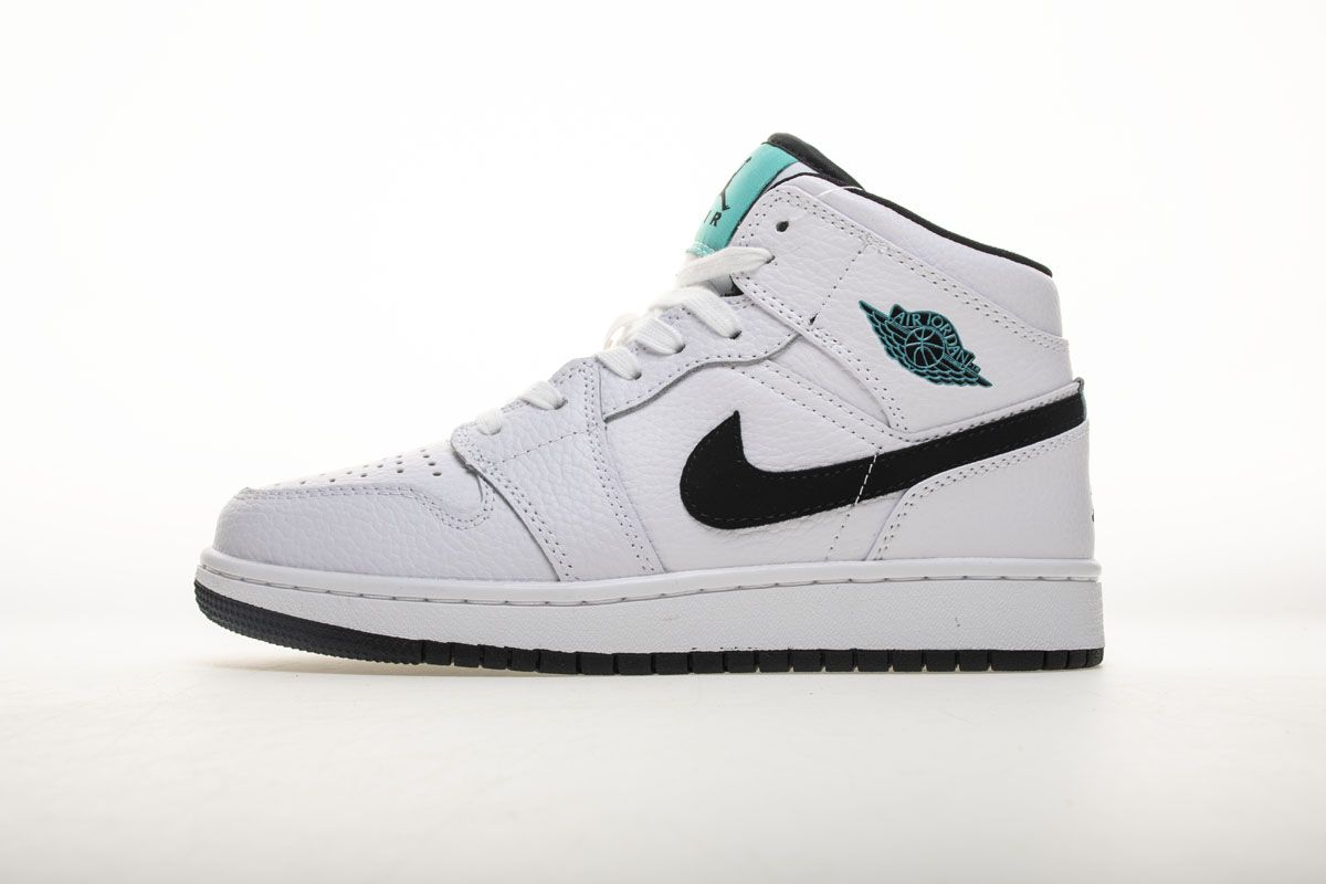 Shoes1 Mid Bg Jade 554725 Jordan 1 Air 1223 Basketball Hyper 8w0OkNnXP