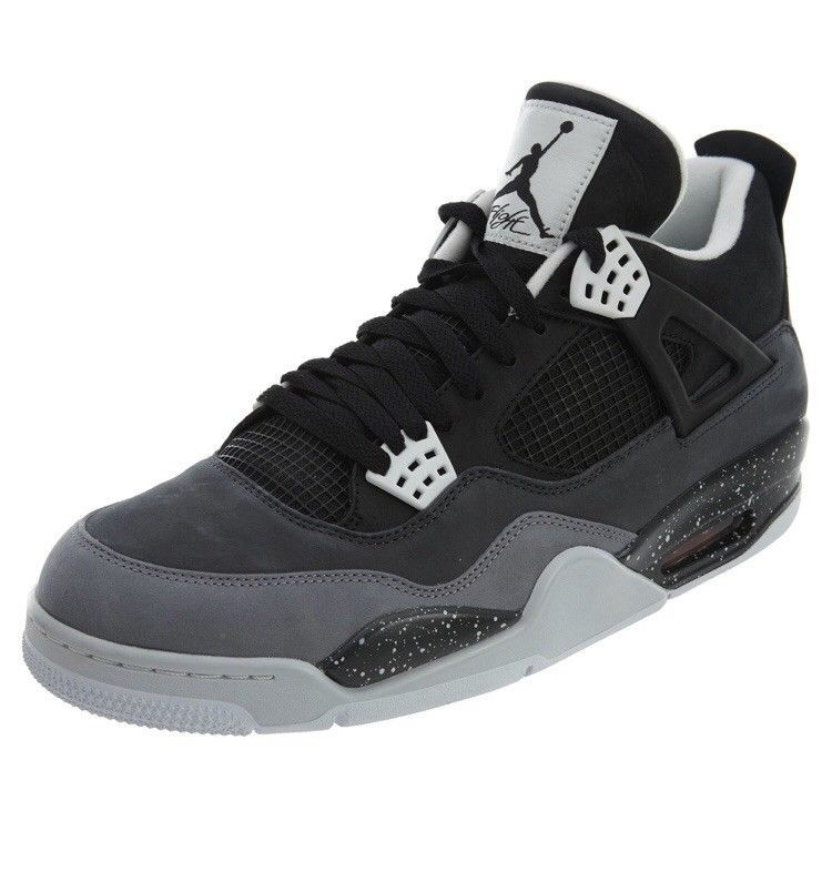 44300023dd1c7 Air Jordan 4 Retro Fear Pack Authentic Mens 10 #fashion #clothing ...