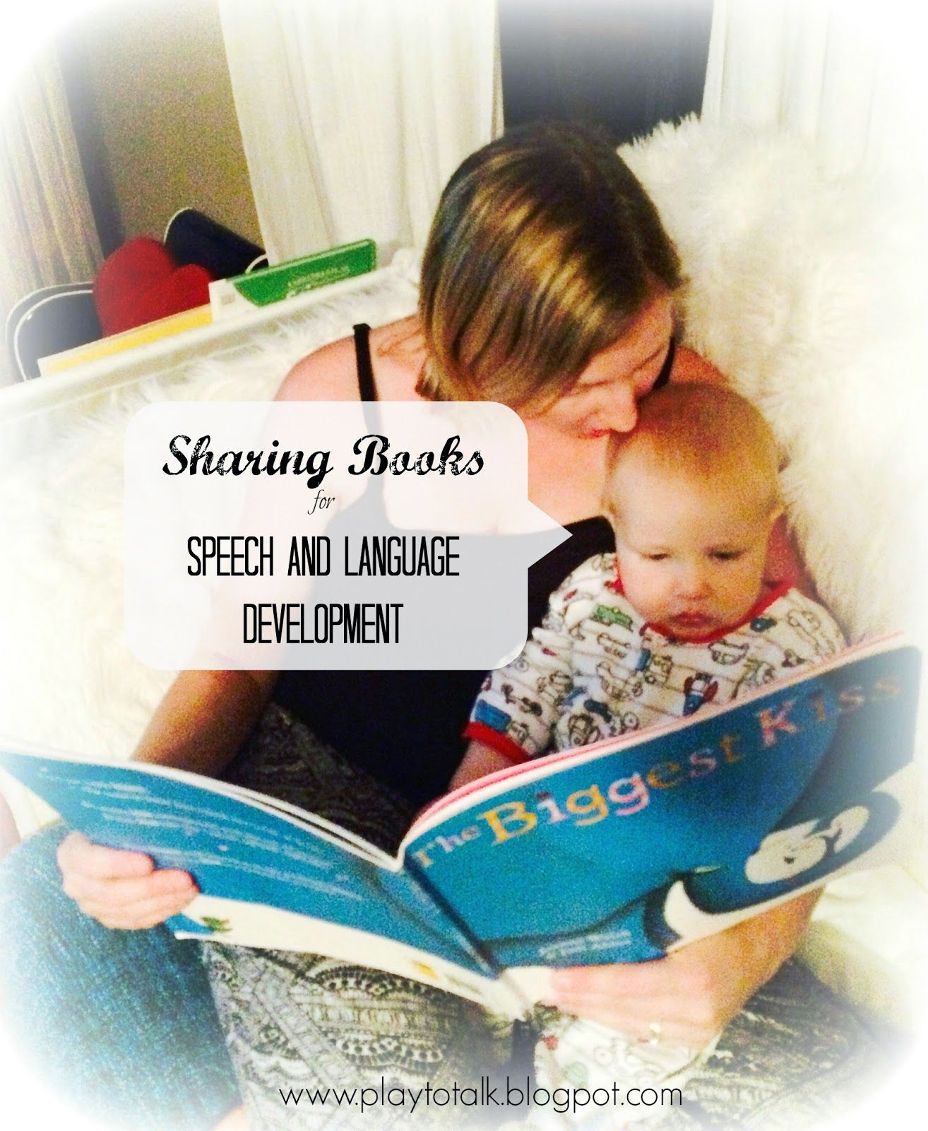 Reading Books With Children For Speech And Language