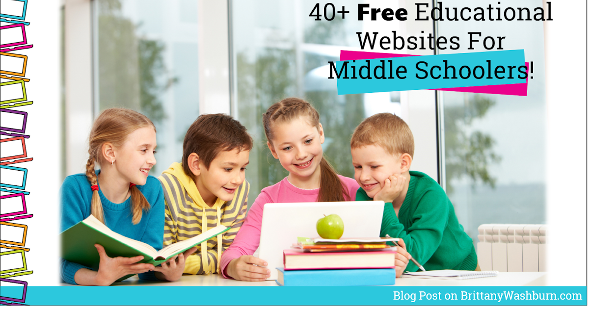 I just compiled this mega list of FREE educational sites