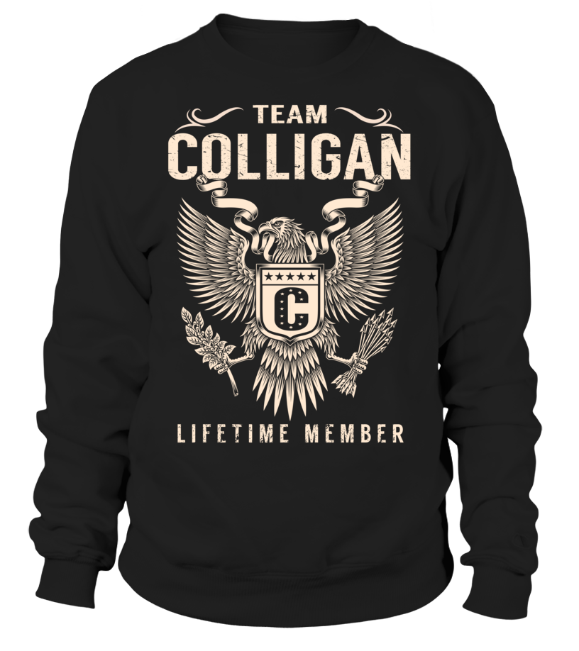 Team COLLIGAN Lifetime Member