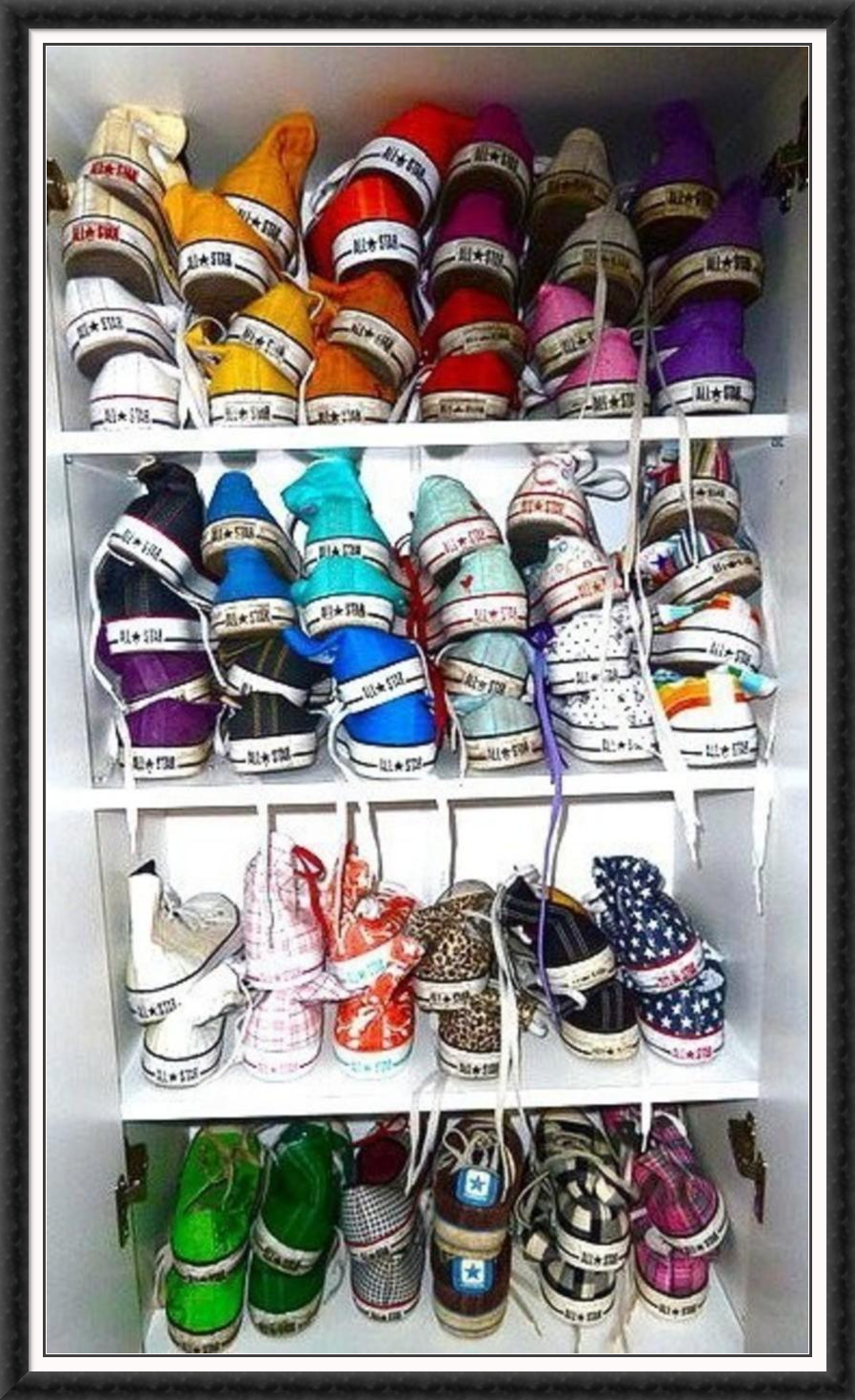 85cb499a0d8 Converse collection I want one of every color!