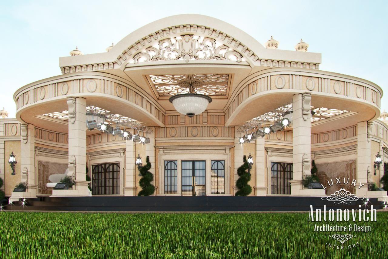 Exterior Design In Dubai Luxury Exterior In Dubai Photo