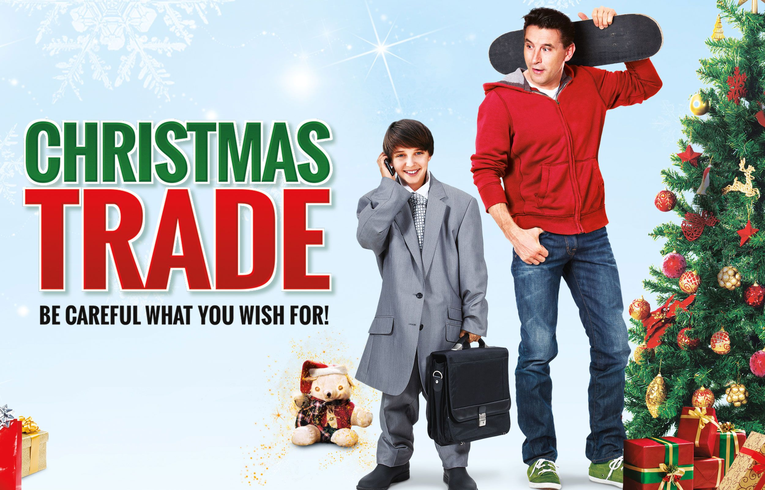 Christmas Trade Uptv Com Uplifting Entertainment Family Movies Tv Series Music Christmas Movies Trade Movie Christmas Movies List