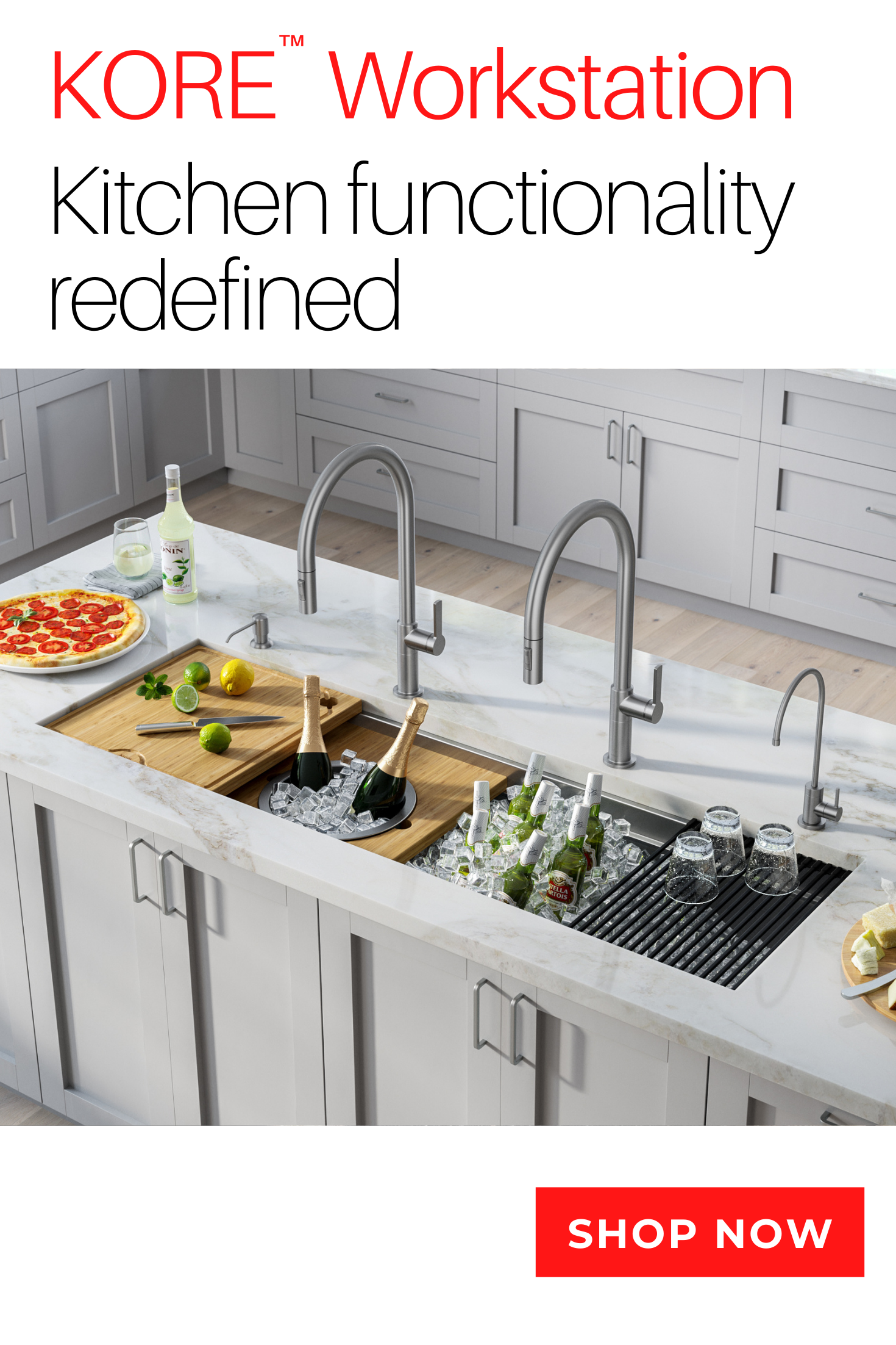 enjoy pro chef functionality with kraus