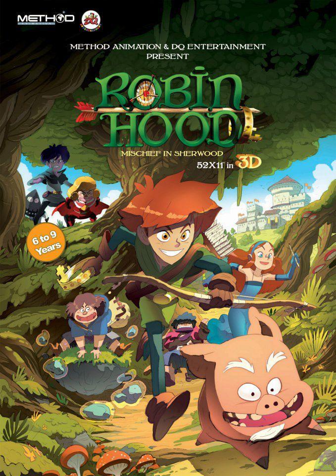 Robinhood Methodfilms Jpg 679 960 Diseno De Personajes Estilos De Dibujo Dibujos