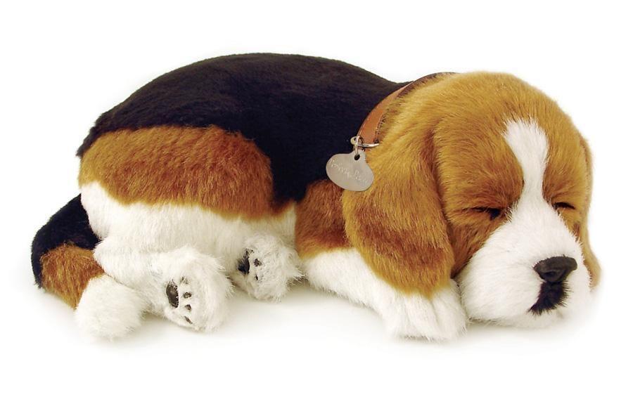 Perritos Juguete Tipo Beagle Que Respira 95 000 En Mercadolibre Perros De Peluche Peluches De Animales Perro Beagle
