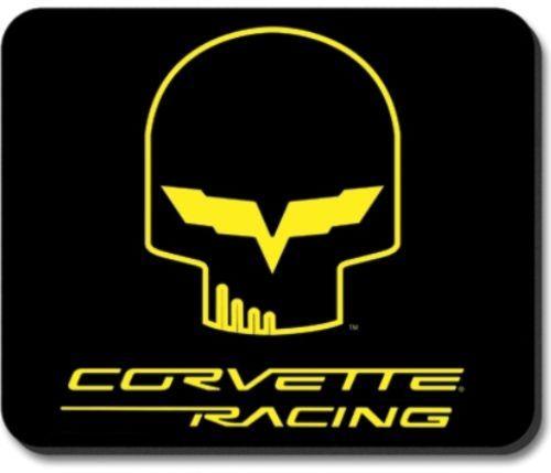 C6R Corvette Racing Jake Skull iphone case