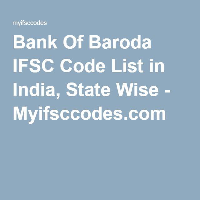 swift code for bank of baroda mumbai