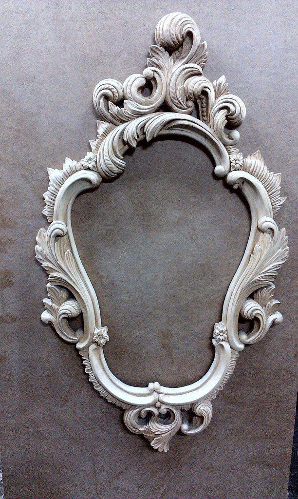 Художня різьба по дереву | VK | marco espejo tallado | Pinterest ...
