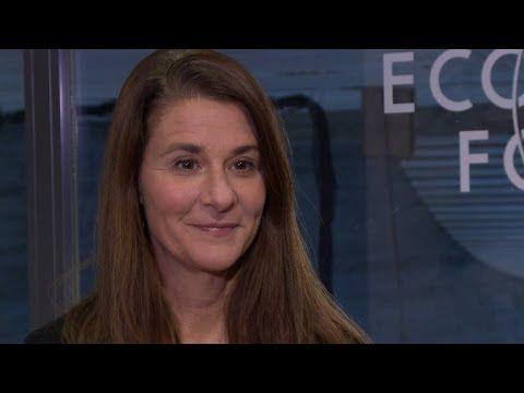 Melinda Gates: Empower women, eradicate poverty