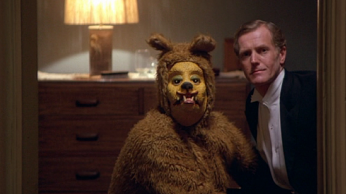 Kubrick's biggest WTF moment is finally explained.