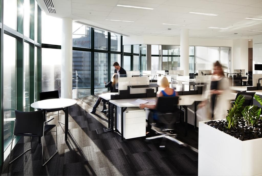 Mkdc Commercial Interior Designers Perth Office Interiors