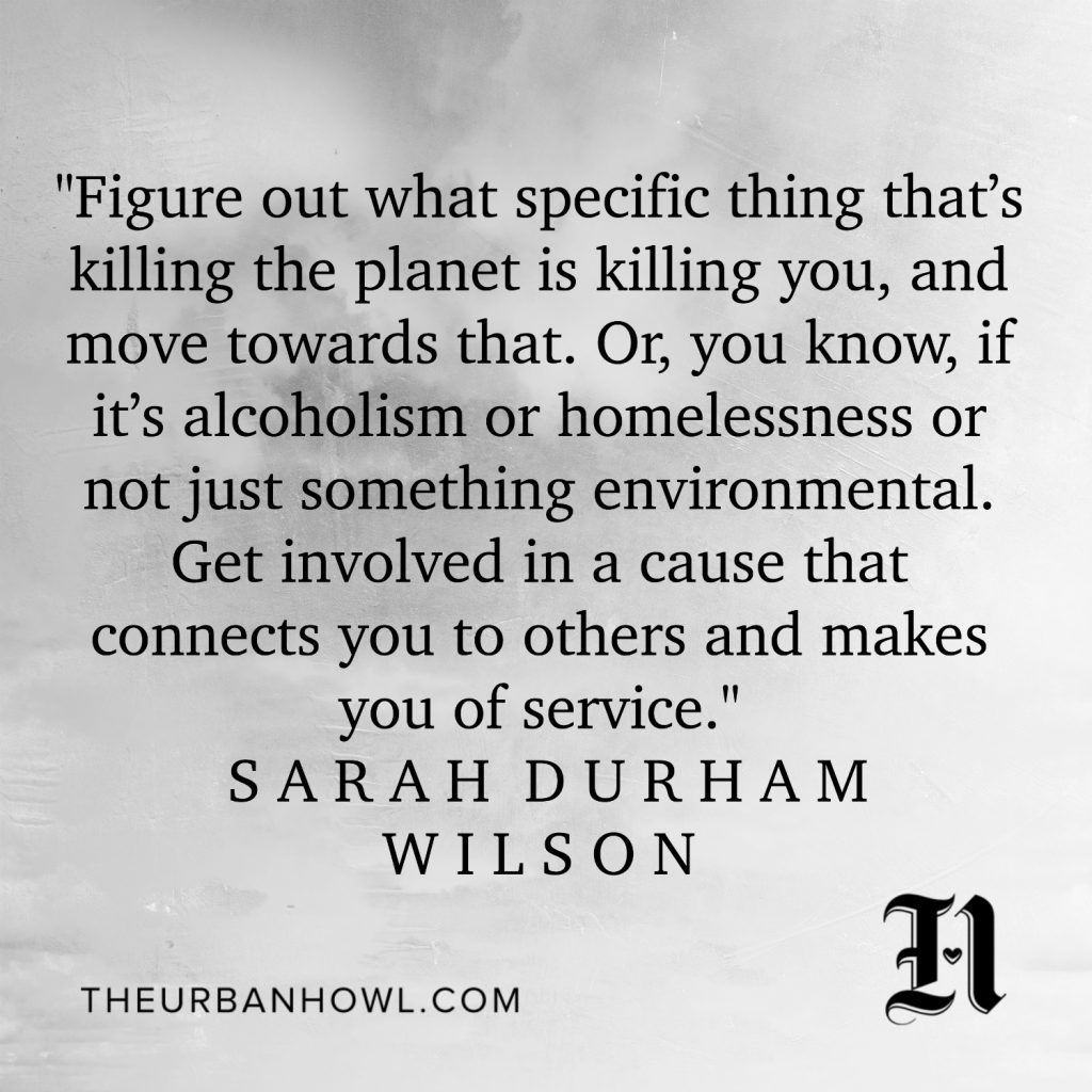 Quotes About Homelessness Modern Witch Sarah Durham Wilson Explains How Witches Could Save