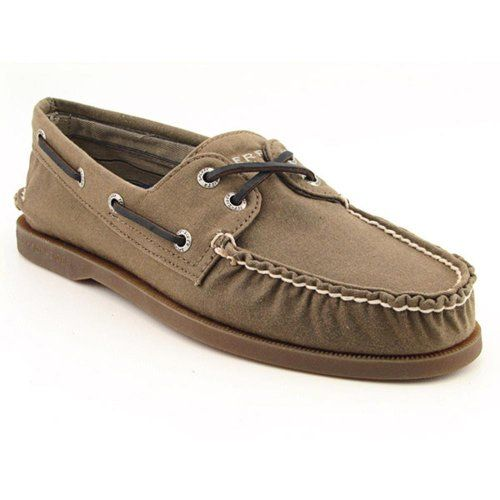 sperry cloth boat shoes