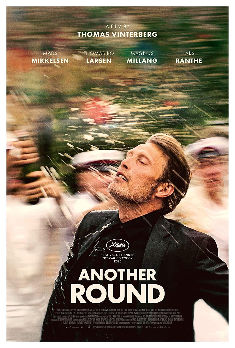 Another Round 2020 Thomas Vinterberg Cinema Movies Film Movie
