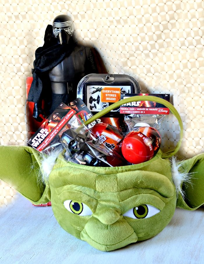 Fun ideas for easter baskets without candy sponsored by star wars fun ideas for easter baskets without candy sponsored by star wars centsless deals negle Images