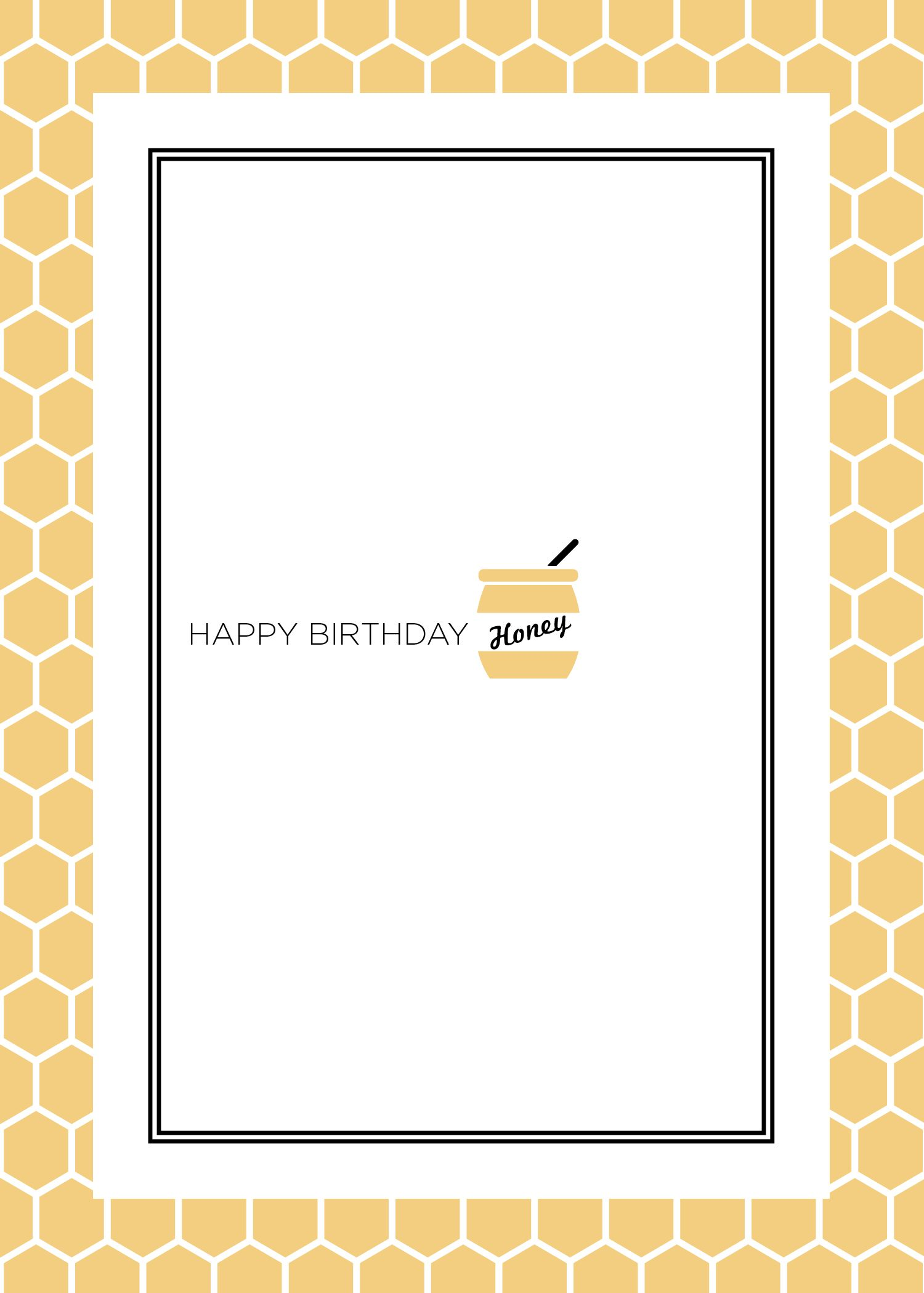 sweet happy birthday card for someone special. #greetingcard #birthdaycard #greetingcarddesign