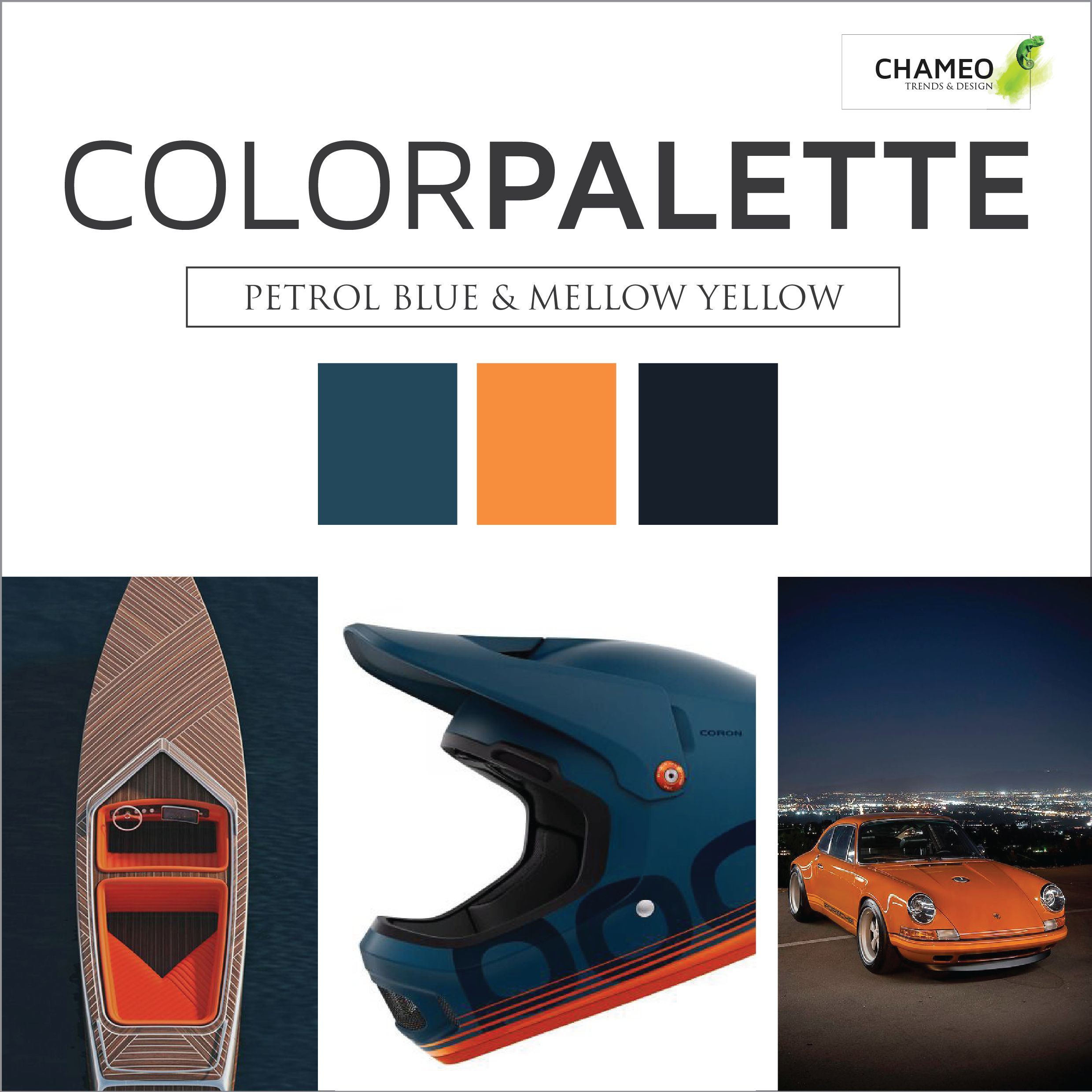 Follow us for color design inspiration i chameo design com i petrol