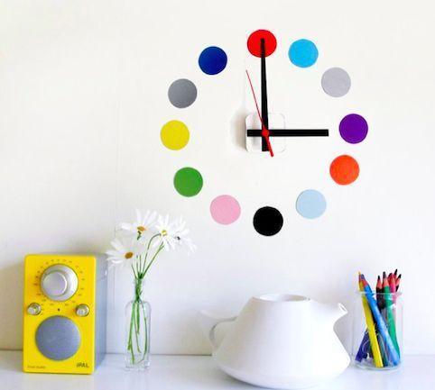 77 Artistic Wall Clock Designs Diy Wall Decals Diy Clock Wall Wall Clock Design