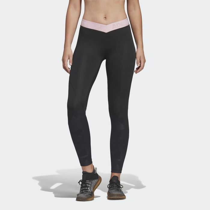 0b38603ea1 Alphaskin Sport 2.0 Embossed 7/8 Tights in 2019 | Products | Adidas ...