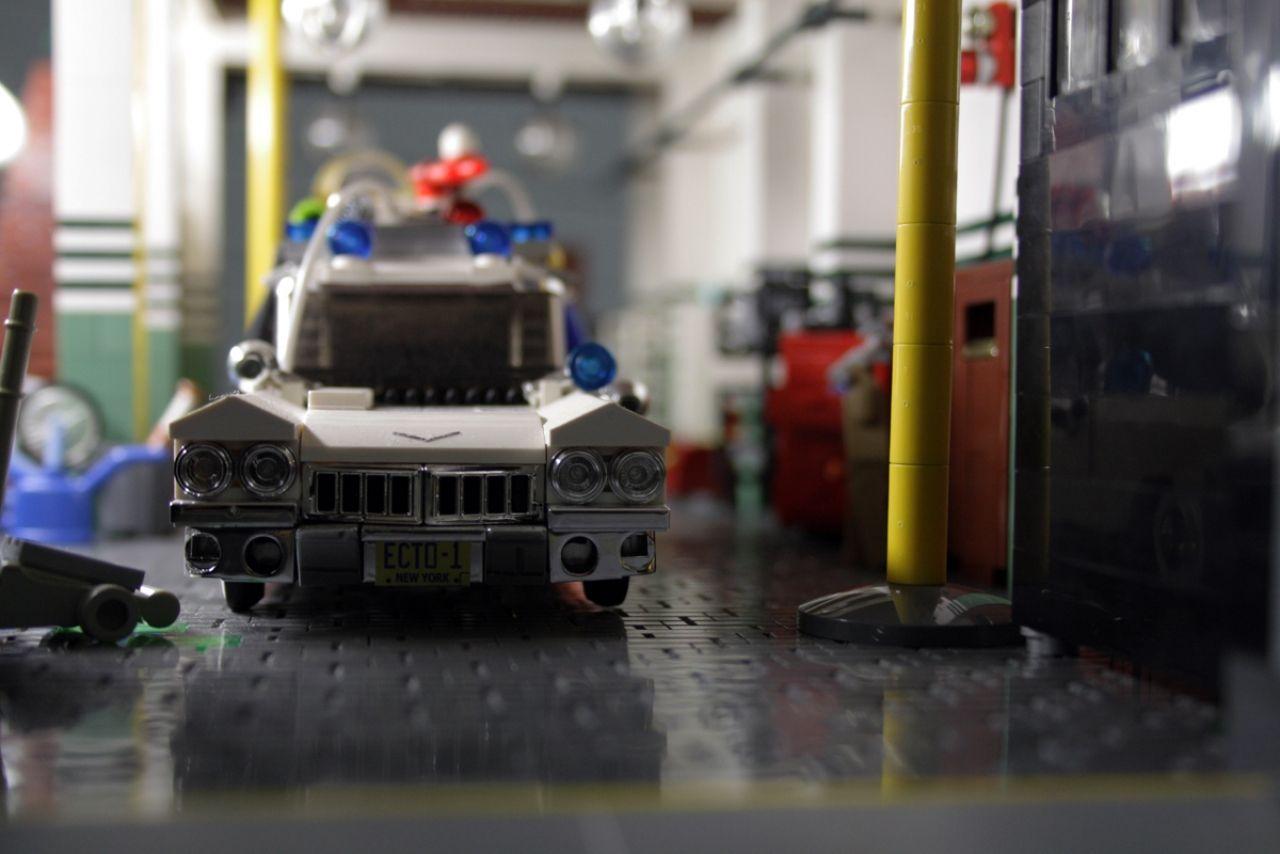 Pin by Antonio Moro on Nerdalicious Lego, Ghostbusters