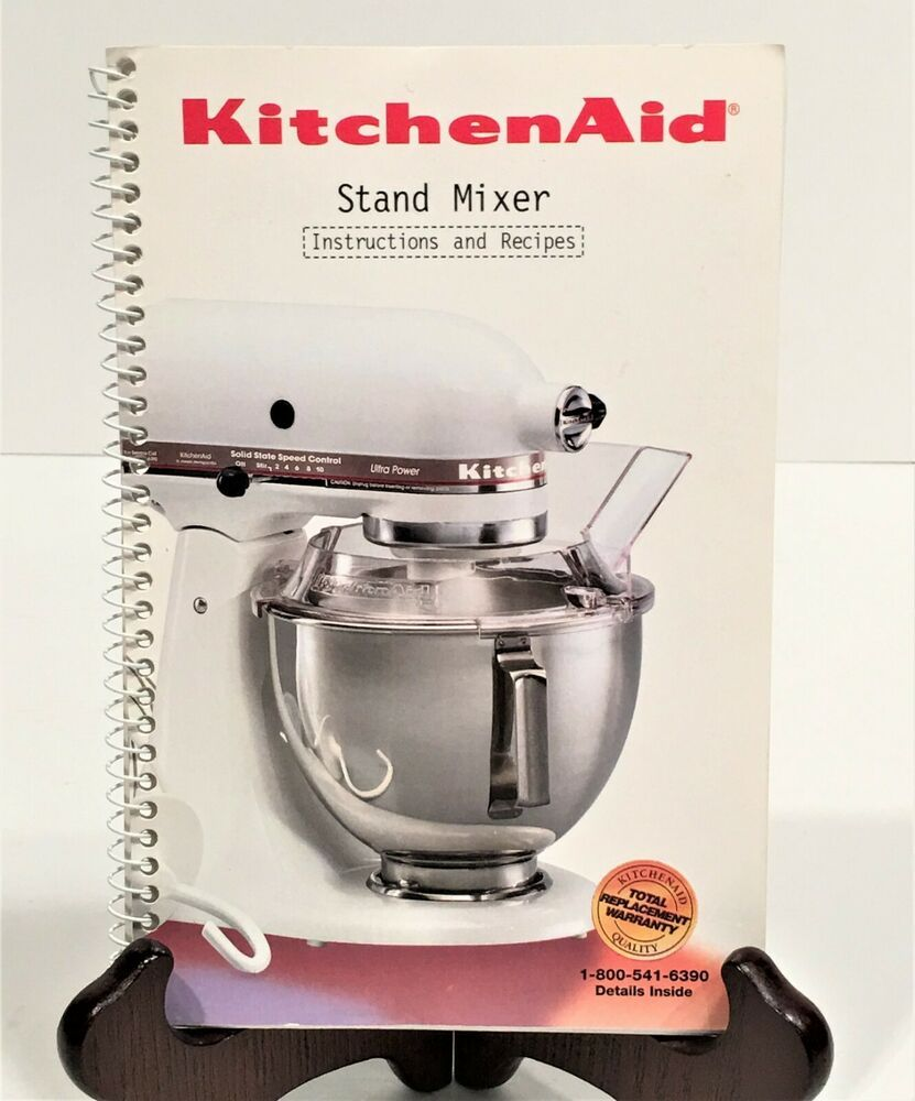 Kitchenaid Stand Mixer Replacement Parts Stand Mixer Instructions