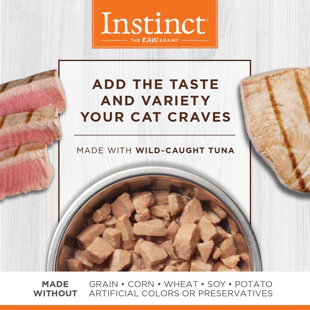 Natures Variety Instinct Healthy Cravings Grain Free Real