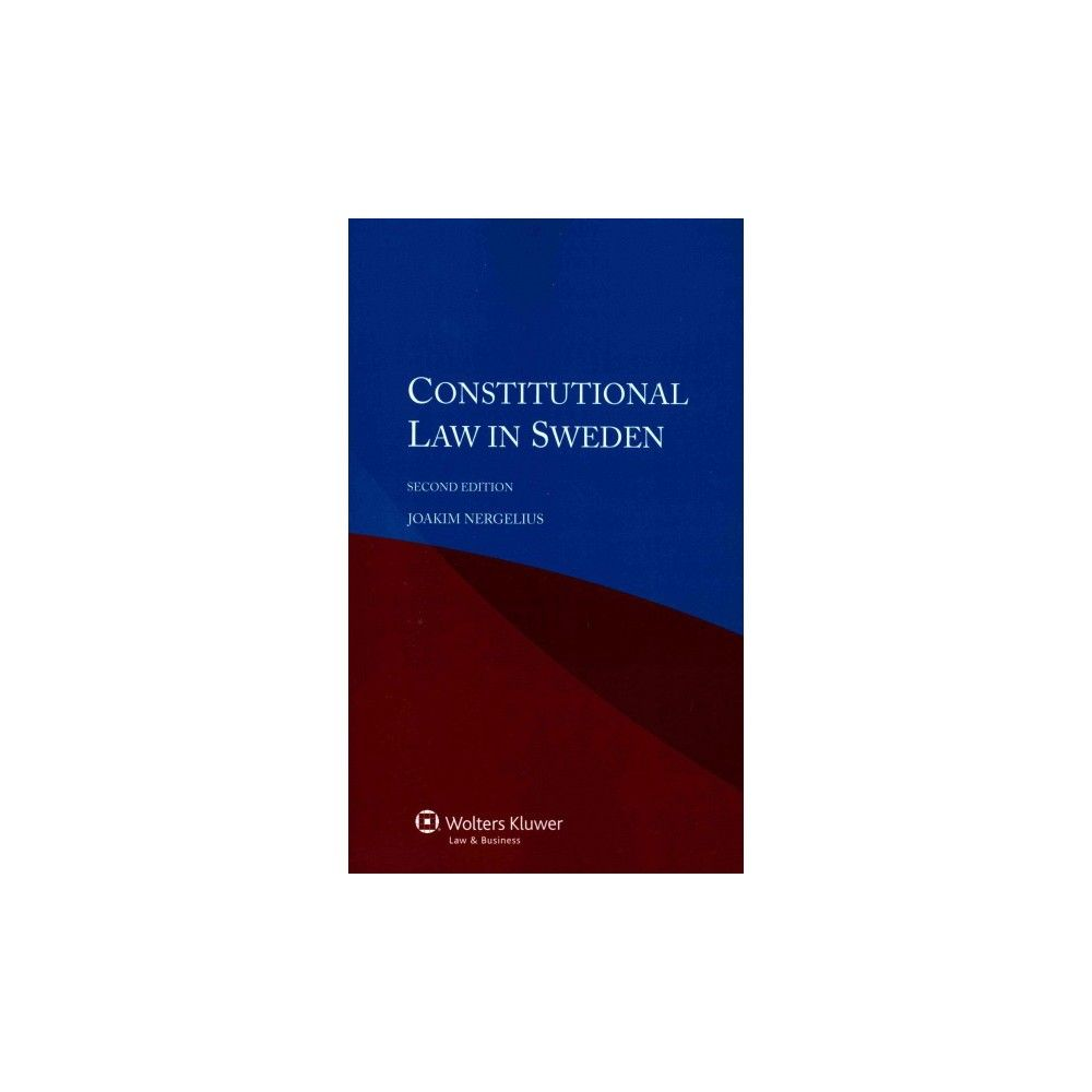 Constitutional Law in Sweden (Paperback)