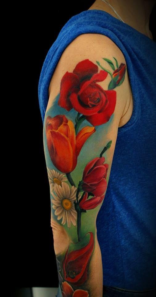 2nd Face Tattoo