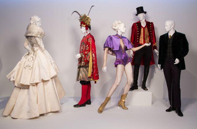 Fidm 2018 Art Of Costume Design Featuring Oscar Nominated