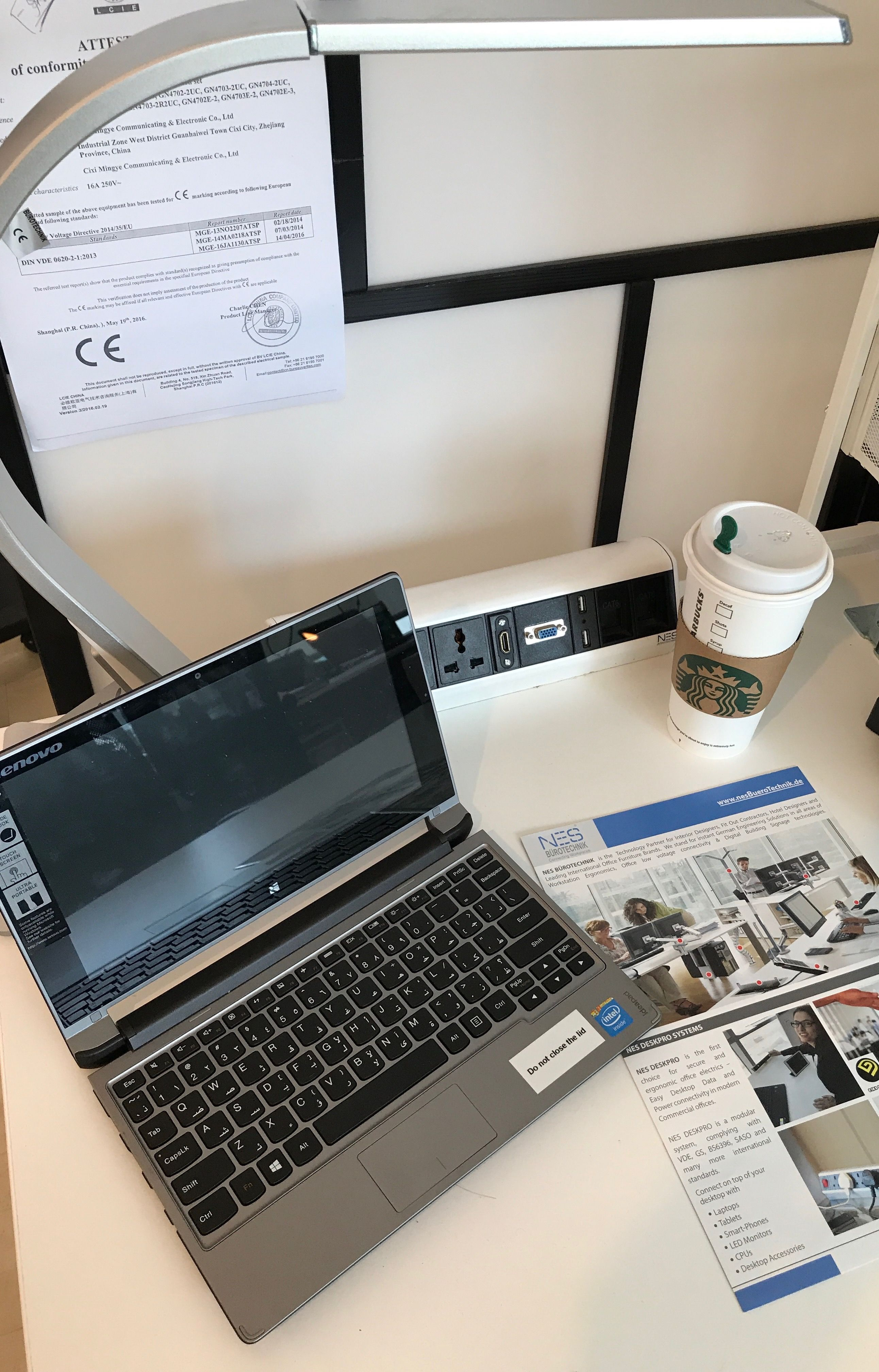 office cable management. Cable Management, Office Designs, Spaces, Laptop, Dubai, Connection, Cord Laptops, Design Offices Management .
