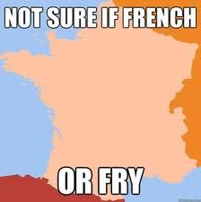 Not sure if...French or Fry!!!! Brilliant!!! :D