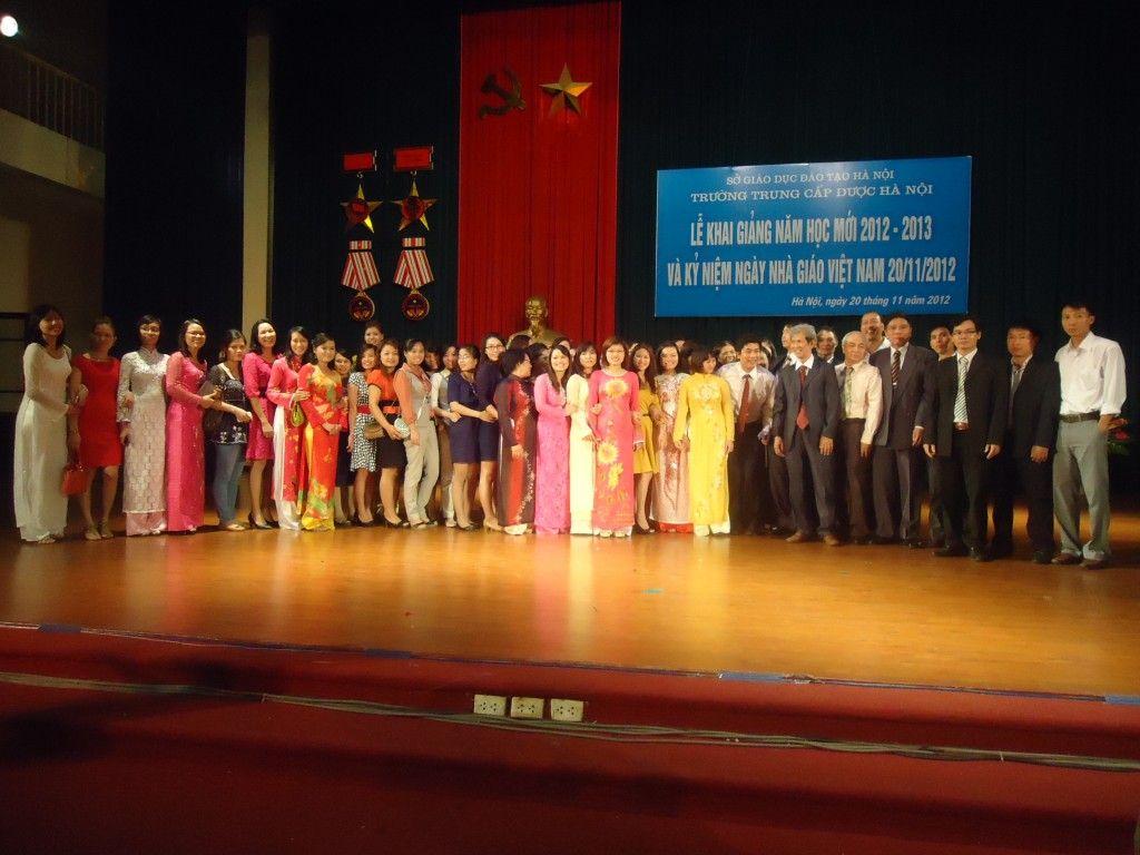 trường trung cấp Dược Hà Nội