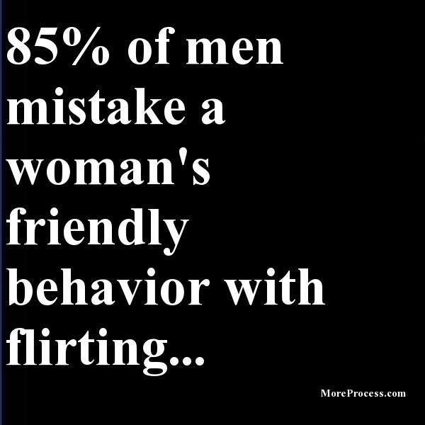 flirter behavior