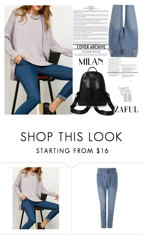 """I llike casual style"" by difen ❤ liked on Polyvore"