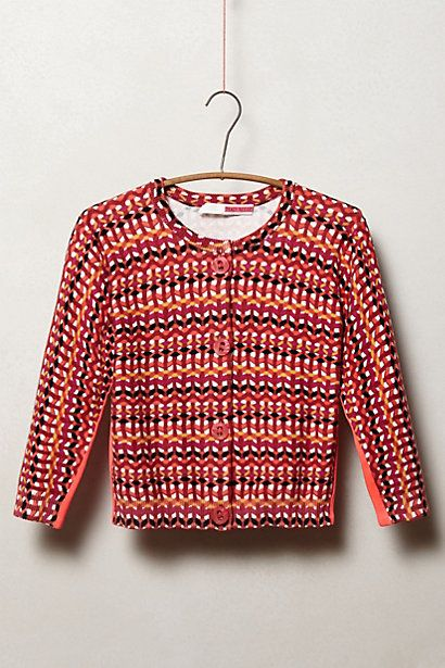 Tea Service Cardigan - anthropologie.com