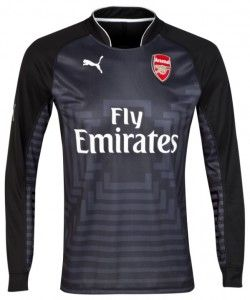 huge selection of 4ee05 4ce12 New Arsenal Home Goalkeeper Kit 2014 15 | 14/15 premier ...