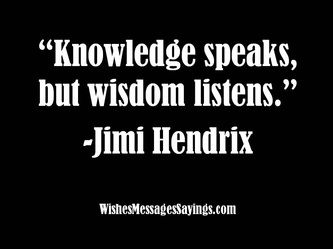 Wise Sayings: Quotes about Wisdom