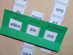 Generateur De Conjugaison Pour S Entrainer A Conjuguer Verbes Du Premier Groupe En 2020 Conjugaison Ce2 Conjugaison Aide Scolaire