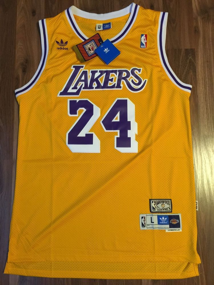 Lakers Jersey History Nba La Lakers Kobe Bryant Jersey 24 Size Large Men Yellow Ebay Kobe Bryant Lakers Kobe Bryant Lakers Kobe