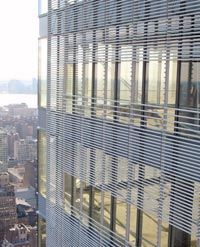 Ny Times Building Curtain Wall And Shading Unique