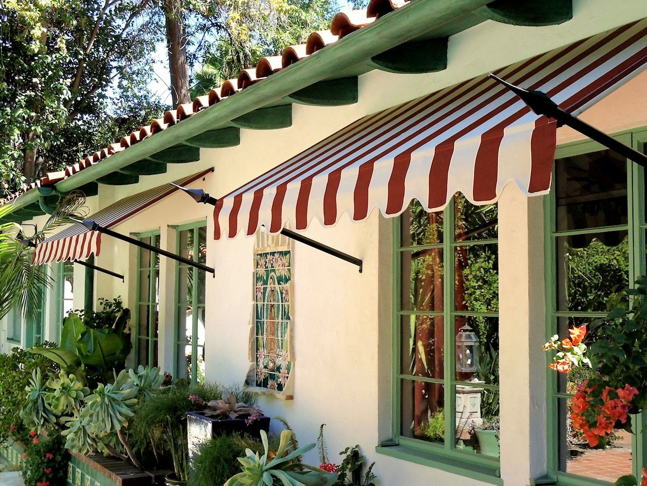 Spear Awnings By Superior Awning In Southern California