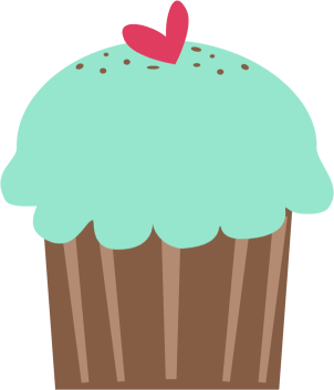 sorts of cute cupcake