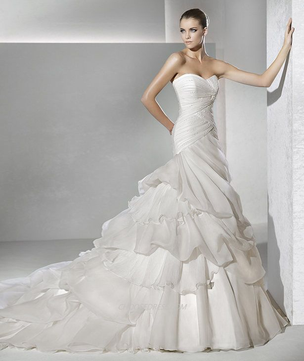 Elegant Princess Wedding Dresses | Wedding, Searching and Pictures