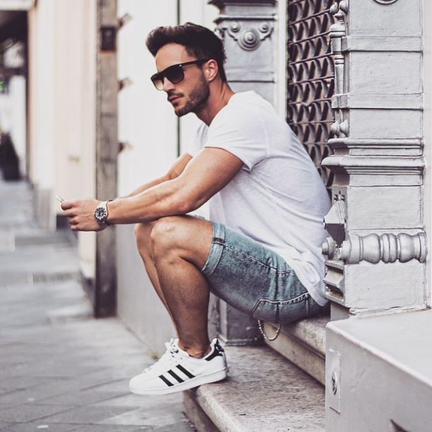 Cool and trending summer outfits ideas for men 14 - Fashionetter