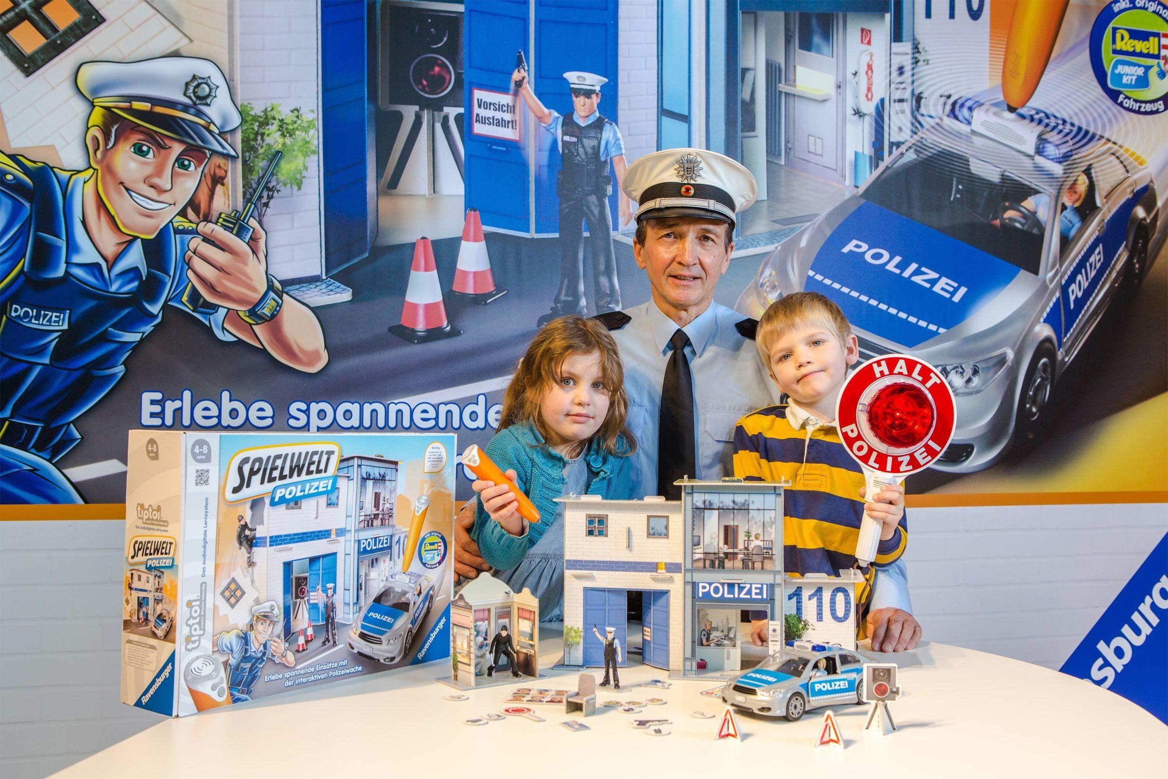 tiptoi Spielwelt von Ravensburger wird an der Spielwarenmesse 2016 präsentiert
